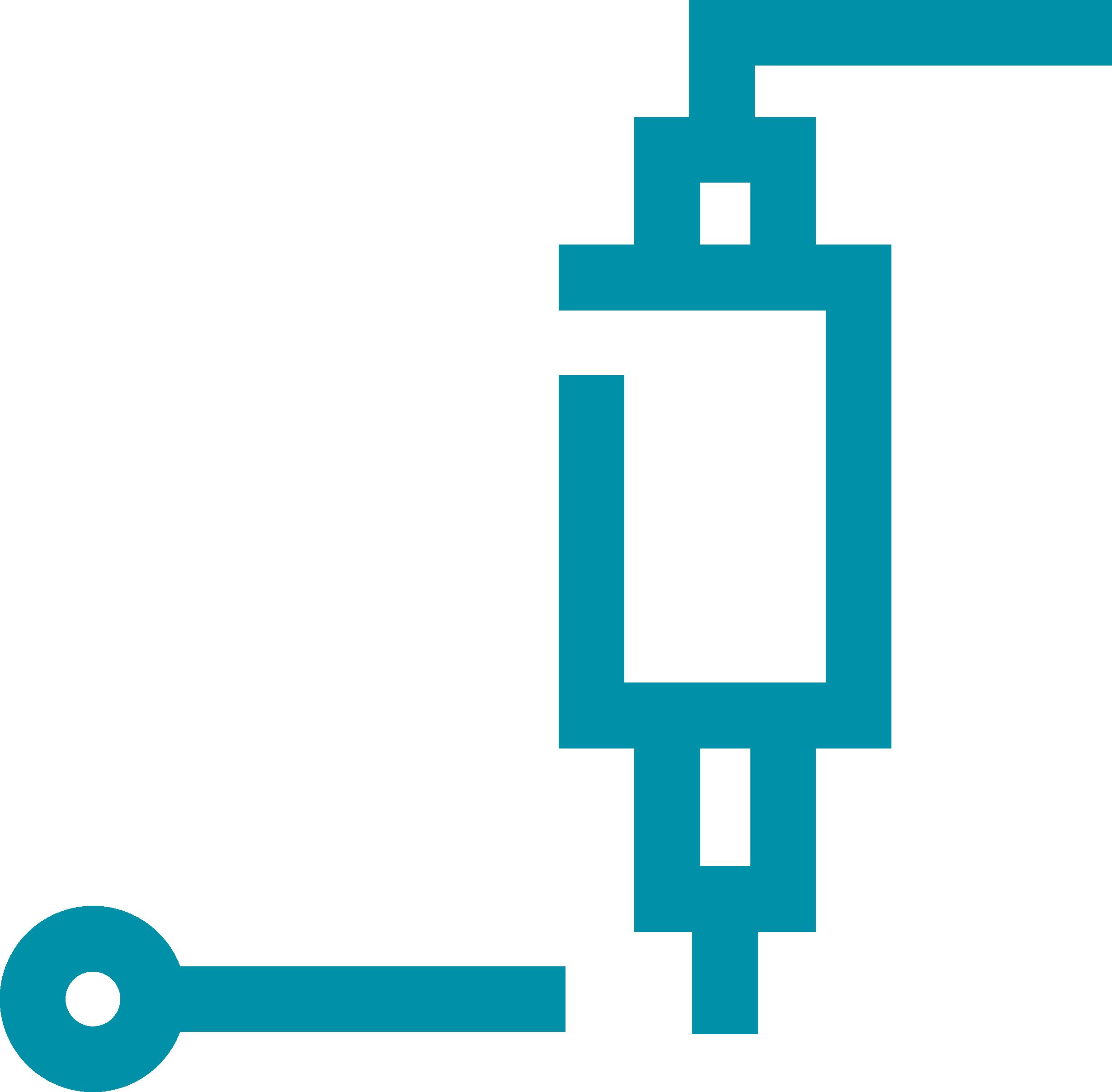 Tillverkningslinje för elektronikmontering